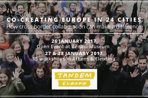 befce0b5d0cc Tandem Europe Final Meeting in Athens – Tandem